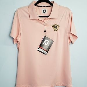 FootJoy Women's Golf Shirt New With Tags Size XL